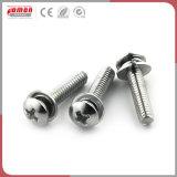 L'écrou métalliques personnalisées Instrument les raccords de compression en laiton Aciers en aluminium