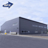 Промышленная фабрика полуфабрикат/модульного металла Prefab/пакгауз/стальное здание