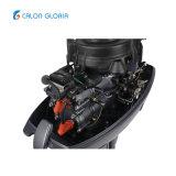 Aperfeiçoar o motor barato usado do barco de motor externo do curso 15HP dos motores externos 2 no Asian e na África