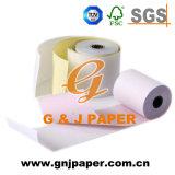 Documento della ricevuta di contanti della stampante termica di posizione con la memoria del cartone