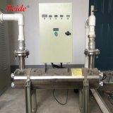 Sterilisator van het Water van het Roestvrij staal van het Aquarium van het Zwembad de UV