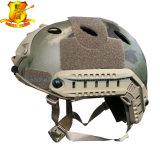 Type rapide tactique de Pj de combat réglable de faisceau d'OPS casque protecteur de chemin pour la couleur de Fg d'activités de Paintball