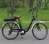 E-Bici posteriore senza spazzola della batteria di litio del motore 250W