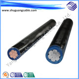 XLPE 절연제 PVC 칼집 고압선