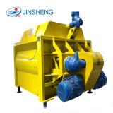 L'arbre d'alimentation de la Chine usine Twin JS2000 Bétonnière Prix de la machine