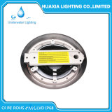 3000LM de montaje en superficie de 3.000 K Piscina LED luces submarinas
