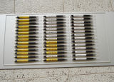 Impresora plana ULTRAVIOLETA vendedora superior de la pluma de la talla LED de Byc China A3