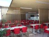 4 Personas un diseño moderno Café Bar mesa y silla