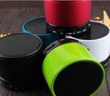 無線MP3プレーヤー小型シリンダーBluetoothのスピーカーサポートTFカード