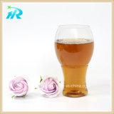 vidrio de cerveza irrompible de la alta calidad respetuosa del medio ambiente 450ml