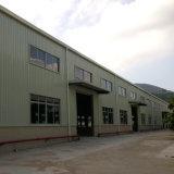 鉄骨構造の研修会の建物