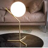 Kupferne Tisch-Lampe