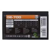 Gamemax Ge 700W 80+ Apfc 도박 전력 공급
