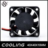 Humidificador Use 40X40X10mm 12V baixa velocidade do ventilador axial