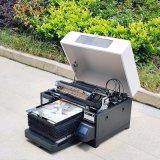 Tamaño A3 Impresión Digital UV de la máquina de inyección de tinta impresora plana UV
