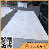 Certificat de l'EPA de contreplaqué de pin de la Chine contreplaqué décoratif