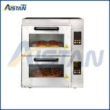 Cp02 Panel de Control Digital eléctrico de doble capa horno Pizza maquinaria para la alimentación