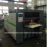 China-hölzerne stempelschneidene Maschine für Papiercup