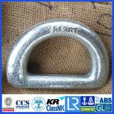 60 de D-vormige ring van de ton met Riem