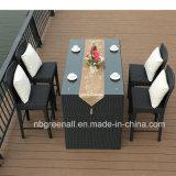 4/6 di mobilia di vimini del patio della barra del rattan esterno di Seaters