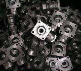 Moulage de cire Le moulage du métal SS 316 & 304 Moulage en acier inoxydable en acier inoxydable et de la machinerie et pièces de la poignée avec pièces de rechange