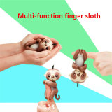 Hotsale Electric Toy Smart Finger Sloth Toy for Christmas Gift