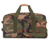 旅行装身具商Camoのオレンジカラーの変換可能な袋の荷物のバックパックのDuffelの森林袋