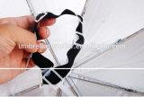 Guarda-chuva impresso do chapéu das crianças 16inch do manual logotipo aberto