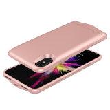 電池のiPhone Xのための外部充電器の背部ケースのバックアップカバー