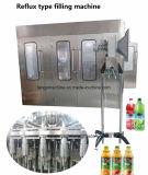 自動ペットびんの液体の飲料の飲み物の満ちるキャッピング機械