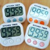 Venda por grosso de cozinha de alta qualidade temporizador com função de contagem decrescente do temporizador electrónico LCD
