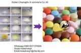 Comprimé pelliculé personnalisé pour la fabrication de médicaments de l'hormone stéroïde médical