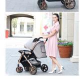 Carrinho de criança de bebê de pouco peso/Pram Foldable do carrinho de criança de bebê
