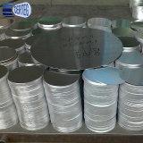 1050 círculo del aluminio de la calidad de H12 centímetros cúbicos