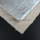 Ткань барьера жары излучающей отражательной сплетенная алюминиевой фольгой