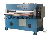 China que faz a fábrica a máquina cortando automática hidráulica do saco de couro