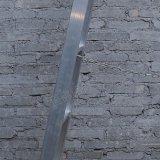 2.97 Singola scaletta agronomica invertita Rod del metallo di saldatura del triangolo del tester