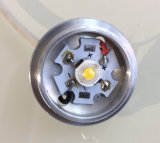 ESPIGA antiofuscante Downlight do projector do diodo emissor de luz da função 3W de China Ce&RoHS