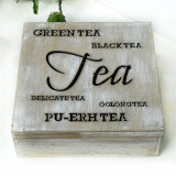 أوروبا [رترو] شاي قهوة [ستورج] صندوق سكّر نبات [ستورج بوإكس]