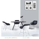 Design elegante cadeira de lazer suave para a sala de recepção