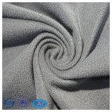 高品質84%Polyesterおよび16%Spandexによってブラシをかけられるファブリック