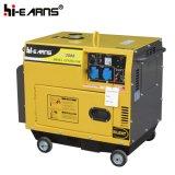 Air-Cooled Silent тип дизельный генератор (DG3500SE+ATS)