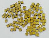Piatto del diamante del monocristallo di figura rotonda per i dadi di trafilatura