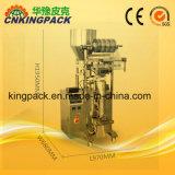 Низкие цены на 3 или 4 боковых уплотнителей маленький пакетик 5g 10g 20g гранул автоматические машины упаковки сахара