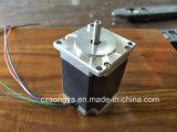NEMA 24 мотор 1.8 градусов гибридный Stepper для машинного оборудования