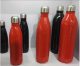 La inflamación modificada para requisitos particulares de la botella de la cola del acero inoxidable ahueca el matraz de vacío del Thermos