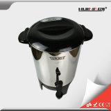 Urne de café de chauffe-eau de Shabbat d'acier inoxydable