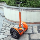 Le golf adulte de Blance d'individu de boudineuse de vent vont scooter électrique de roue du chariot 2