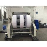 Rolo jumbo automática de alta velocidade máquina de corte longitudinal