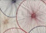 Prodotti decorativi ricamati intessuti della casa di disegno